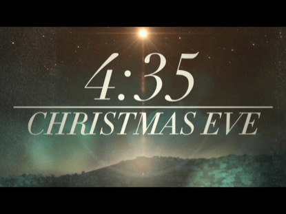 PEACEFUL CHRISTMAS EVE COUNTDOWN