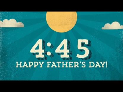 RETRO FATHER'S DAY COUNTDOWN