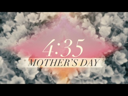 SPRING FLOWER TRIANGLES MOTHER'S DAY COUNTDOWN