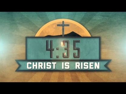 VINTAGE EASTER SUNDAY COUNTDOWN