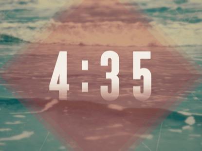 VINTAGE OCEAN COUNTDOWN