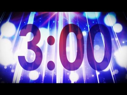 ALPHA LIGHT COUNTDOWN 1