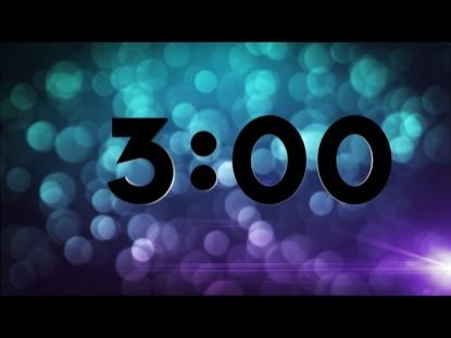 VIBRANT BOKEH COUNTDOWN