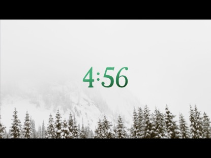 SNOWY FOREST COUNTDOWN
