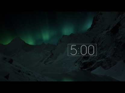NORTHERN LIGHTS COUNTDOWN