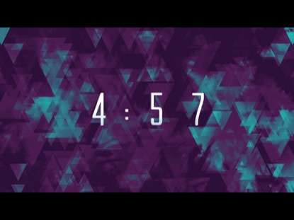 PURPLE TRIAD COUNTDOWN
