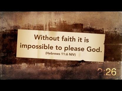 FAITH COUNTDOWN