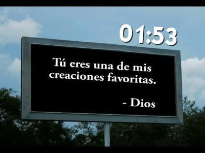 ANUNCIOS (DE PARTE DE DIOS)