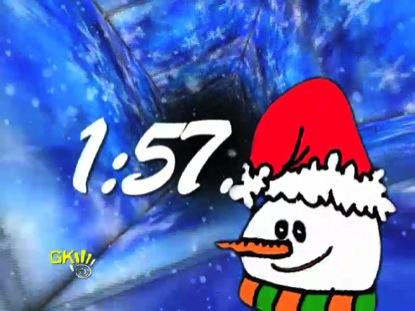 HAPPY SNOWMAN COUNTDOWN