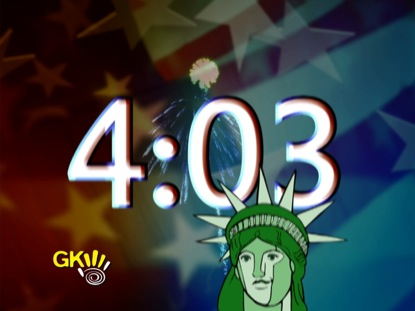LADY LIBERTY COUNTDOWN