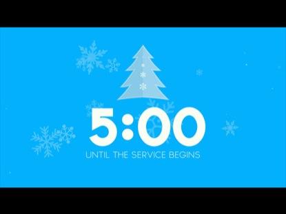 CHRISTMAS SNOW COUNTDOWN