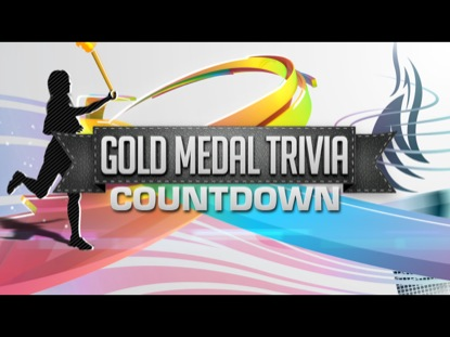 GOLD MEDAL TRIVIA COUNTDOWN