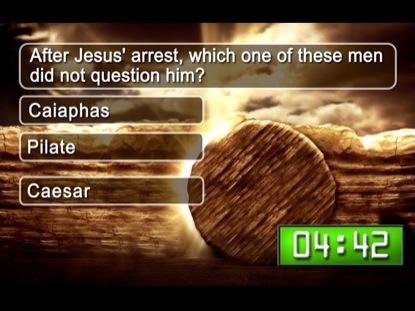 RESURRECTION TRIVIA COUNTDOWN