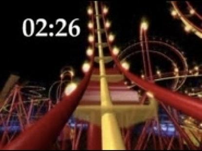 ROLLER COASTER COUNTDOWN 2