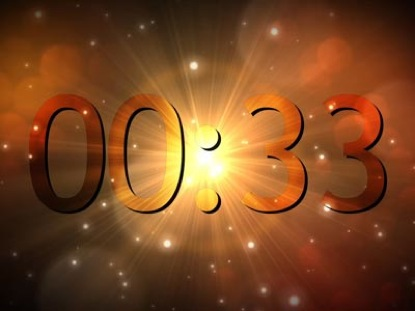 SUNBURST COUNTDOWN