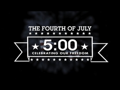 CELEBRATING OUR FREEDOM COUNTDOWN