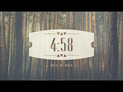 FOREST MORNING COUNTDOWN