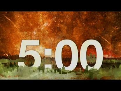 SKYLINE GRUNGE COUNTDOWN