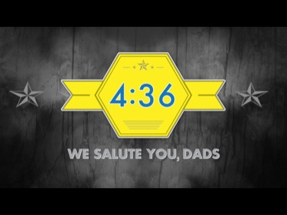WE SALUTE YOU, DADS COUNTDOWN