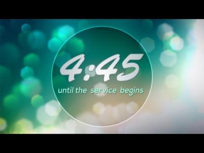 BEAUTIFUL BOKEH COUNTDOWN