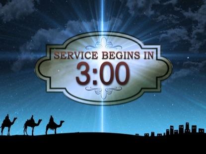 BETHLEHEM COUNTDOWN
