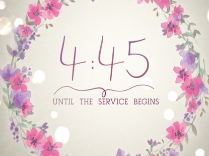 BLOOM COUNTDOWN