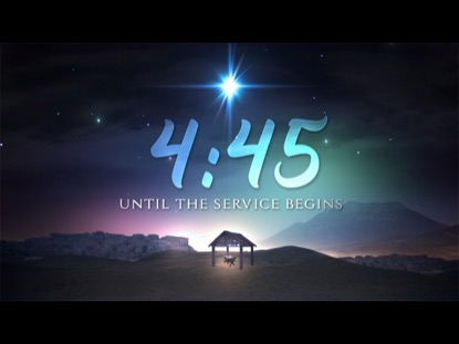 CHRISTMAS SAVIOR COUNTDOWN