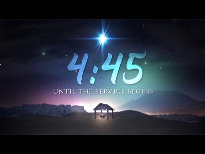 CHRISTMAS SAVIOR COUNTDOWN