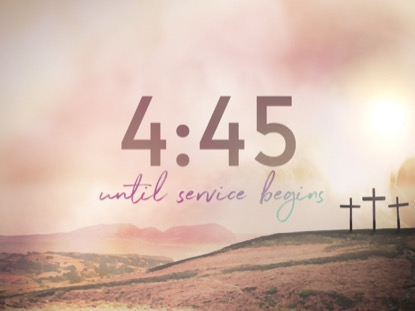 RESURRECTION SUNDAY COUNTDOWN