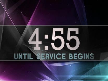 TELEMETRY COUNTDOWN