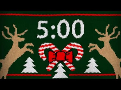 CHRISTMAS SWEATERS COUNTDOWN