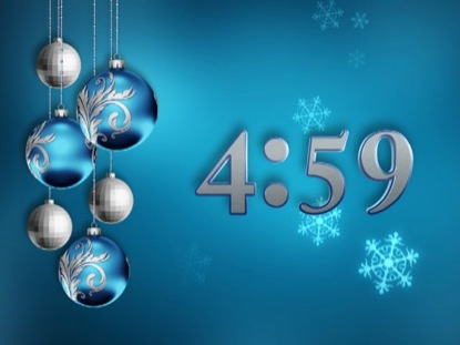 EXQUISITE CHRISTMAS COUNTDOWN