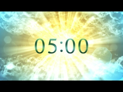 JESUS IS RISEN COUNTDOWN