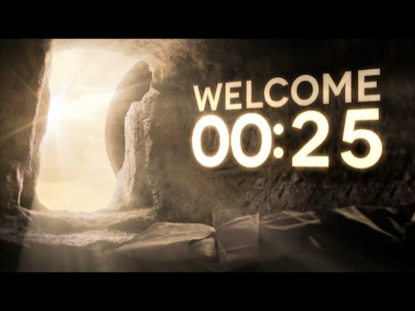 EMPTY TOMB GRAVE CLOTHES COUNTDOWN