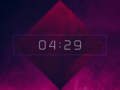 10 minute countdown video