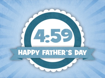 FATHERS DAY INTERACTIVE COUNTDOWN