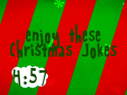 FLUFFY CHRISTMAS JOKE COUNTDOWN