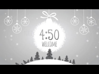 WINTER WONDERLAND COUNTDOWN