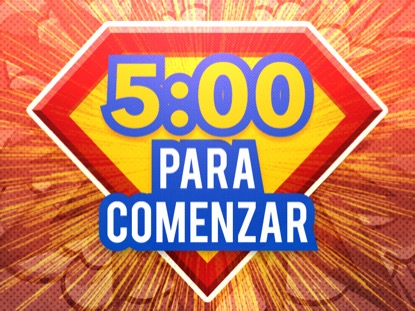 BIBLE HEROES COUNTDOWN - SPANISH