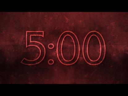 CALVARY RED COUNTDOWN