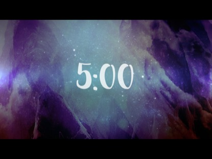 COSMIC MYSTERY COUNTDOWN