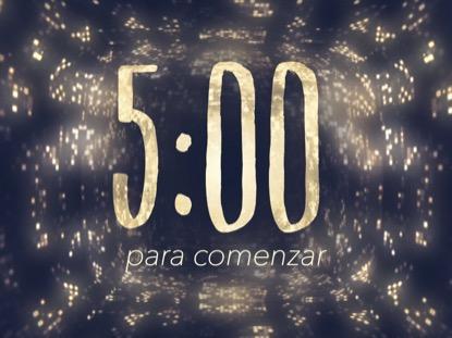 DIVINE RADIANCE COUNTDOWN - SPANISH