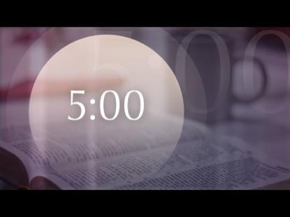 NATIONAL PRAYER BIBLE COUNTDOWN