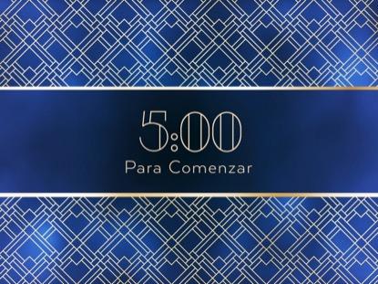 NEW YEAR DECO COUNTDOWN - SPANISH