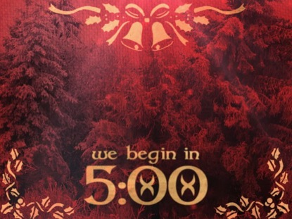 RUBY CHRISTMAS COUNTDOWN