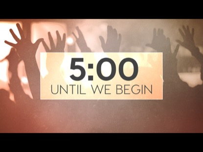 STAND TOGETHER COUNTDOWN