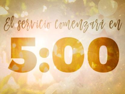 SUNNY DAYS COUNTDOWN SPANISH