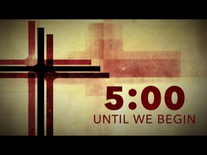 THREE CROSSES COUNTDOWN