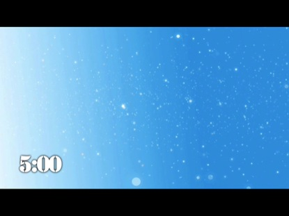 SNOW BLUE COUNTDOWN 09
