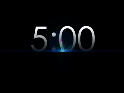 ELEGANT COUNTDOWN